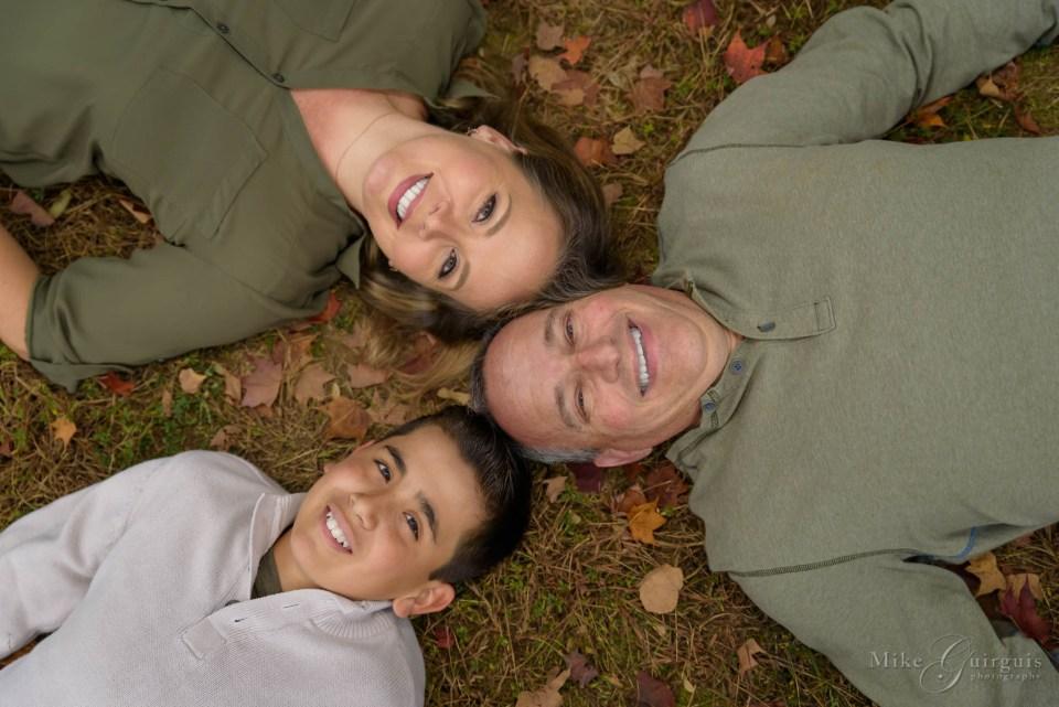 Megon, Scott, AJ Family Photoshoot