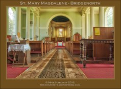 St. Mary Magdalene - Bridgenorth