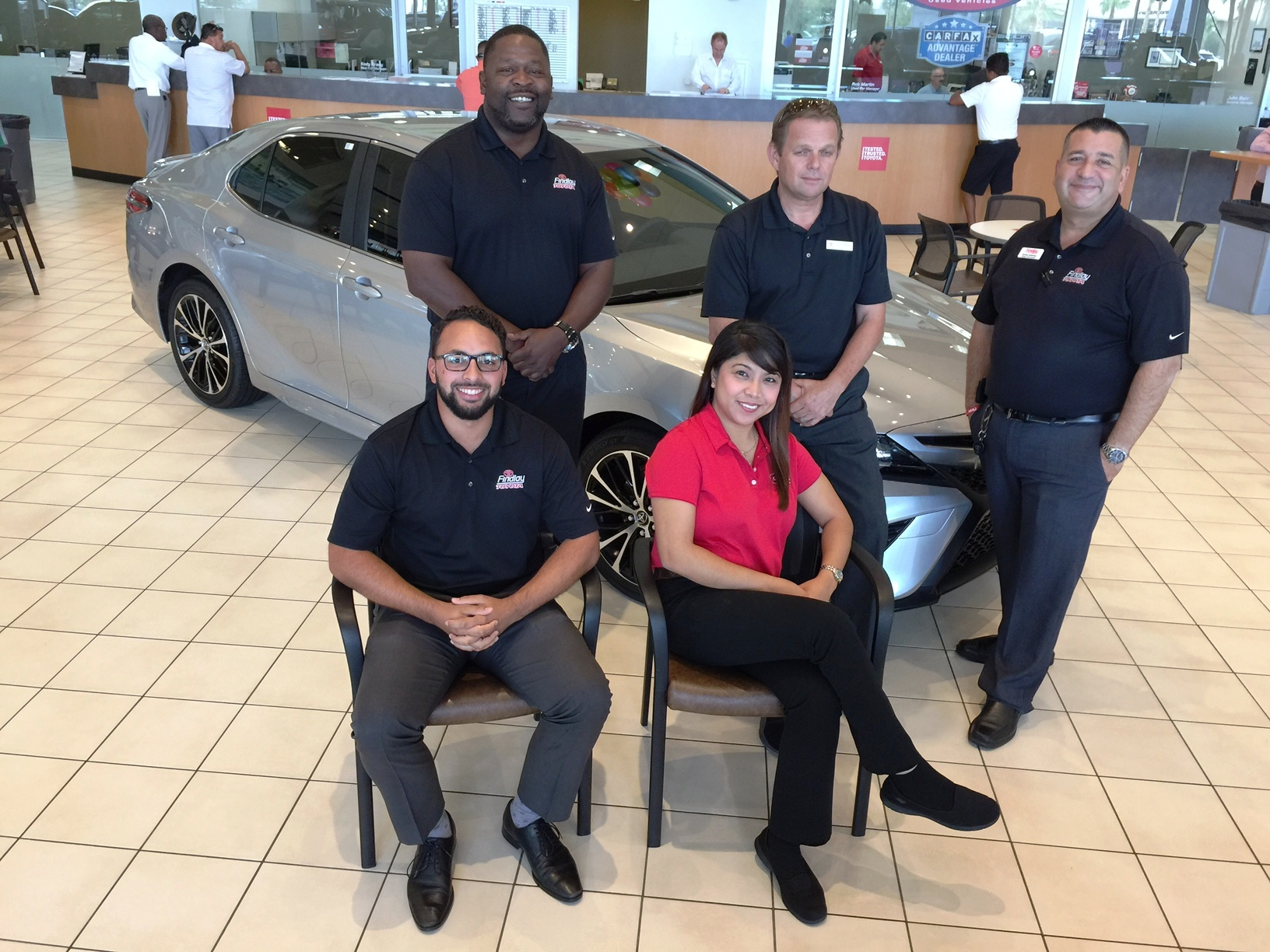 Findlay Toyota Recorded An Impressive Total Of 253 Sales On Labor Day  Weekend, Including About 80 From The Dealershipu0027s Internet Department.