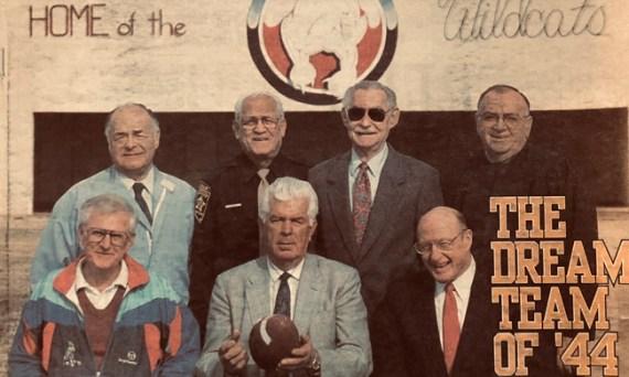 1944 Las Vegas High School Football Dream Team
