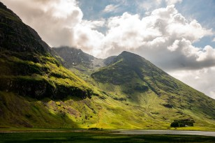 Glencoe. Photo by Mike Higdon