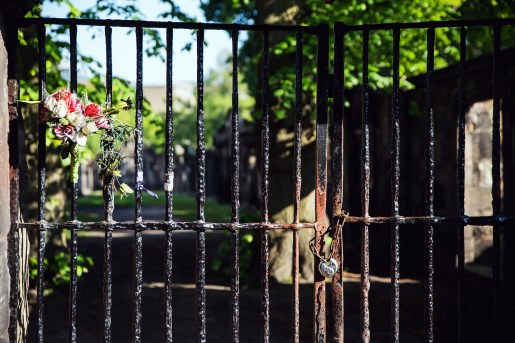 Greyfriars Kirkyard in Edinburgh, Scotland. Photo by Mike Higdon.