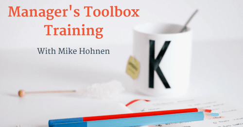 Manager's Toolbox Training1