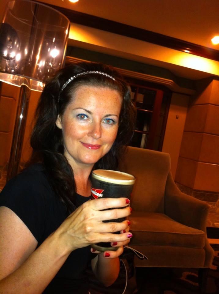 Kathleen Keane w:pint