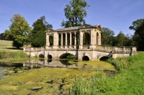 The Palladian Bridge from the west