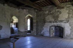 First floor of the tower