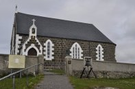 St Michael's Church on Eriskay