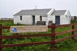 The RSPB 'office' at Balranald
