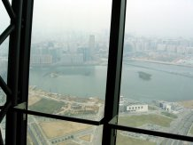 From the Macau Tower observation deck.