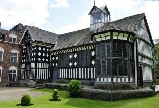 Rufford Old Hall, Lancashire