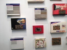 Miguel Angel Rios at Sicardi Gallery, Armory Show