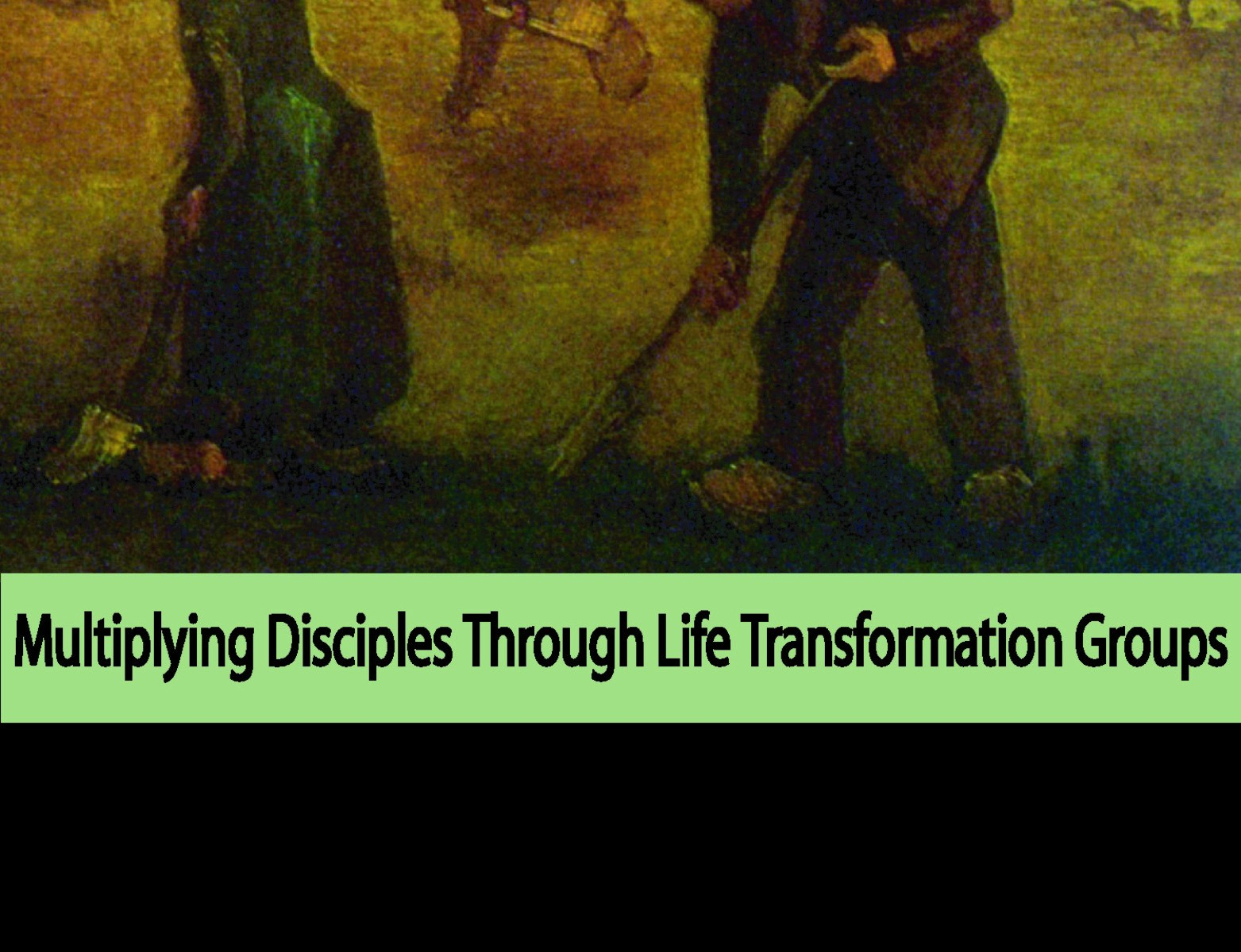 Cultivating A Life For God Cover
