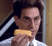 That's a big Twinkie.