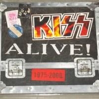 REVIEW:  KISS - Alive! 1975–2000 (Box Set plus bonus tracks, 2006)