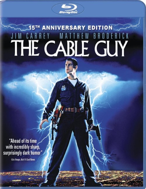 small resolution of cable guy blu ray