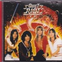 REVIEW:  Quiet Riot - Quiet Riot I & II (1977, 1978)