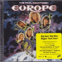 REVIEW:  Europe - The Final Countdown (1986)