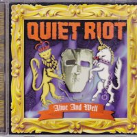 REVIEW:  Quiet Riot - Alive and Well (1999)