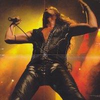 REVIEW: Sebastian Bach - Angel Down (2007)