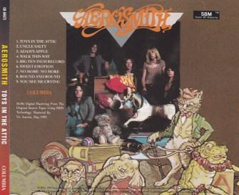 Review Aerosmith Toys In The Attic 1975 Mikeladano