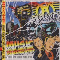 RE-REVIEW:  Aerosmith - Music From Another Dimension! (Japanese edition)