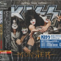 REVIEW:  KISS - Monster (Japan Tour Edition bonus CD)