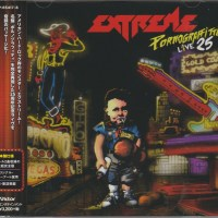 REVIEW:  Extreme - Pornograffitti Live 25 (2016 Japanese 2 CD set)