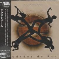 REVIEW:  Extreme - Saudades de Rock (2008 European & Japanese editions)