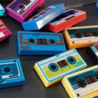 Gallery:  The Lego Cassette Project