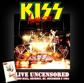 KISS ANIMALIZE LIVE 2