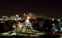 Downtown Boise New Years Eve Fireworks