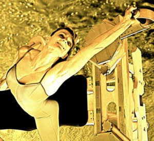 Angela Crowley: GYROTONIC® Specialized Master Trainer and pilates master trainer