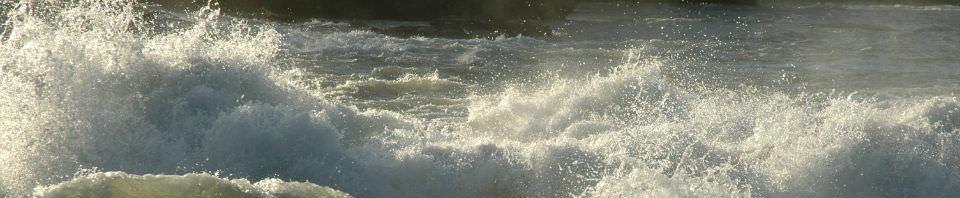 In GYROKINESIS, be water