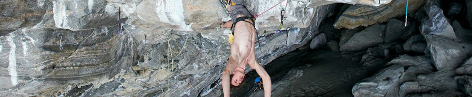 Adam Ondra is one of the greatest rock climbers in the world