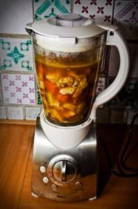 zupa w blenderze