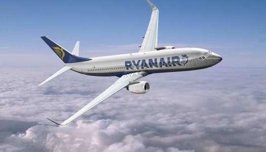 Podróż, dzieci, Ryanair