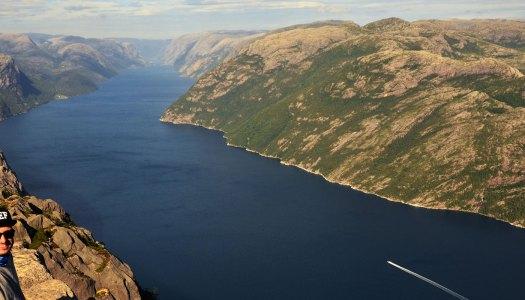 Do Norwegii za grosze