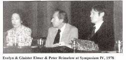 Evelyn and Glaister Elmer