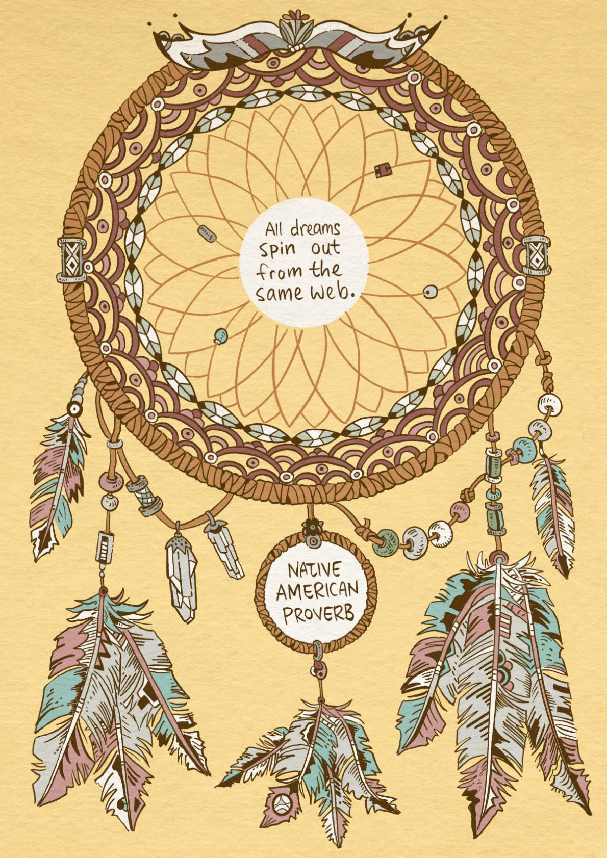 Native American Proverb - copy