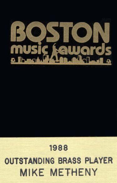 Boston Music Award