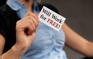 Δωρεάν Εργασία - Η Αρχή μιας καριέρας
