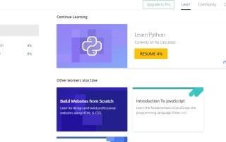 Δωρεαν Μαθήματα Προγραμματισμού μέσω Internet