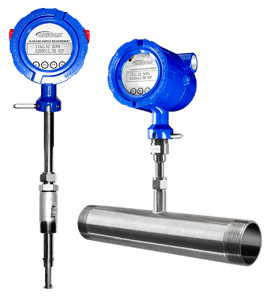 Thermal Mass Flow Meters NC & SC
