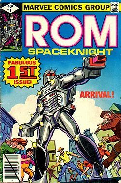 ROM SpaceKnight