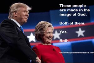 trump-clinton-election-day-communion