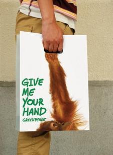 ape hand bag