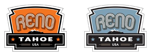 New RSCVA Reno Tahoe USA Logos