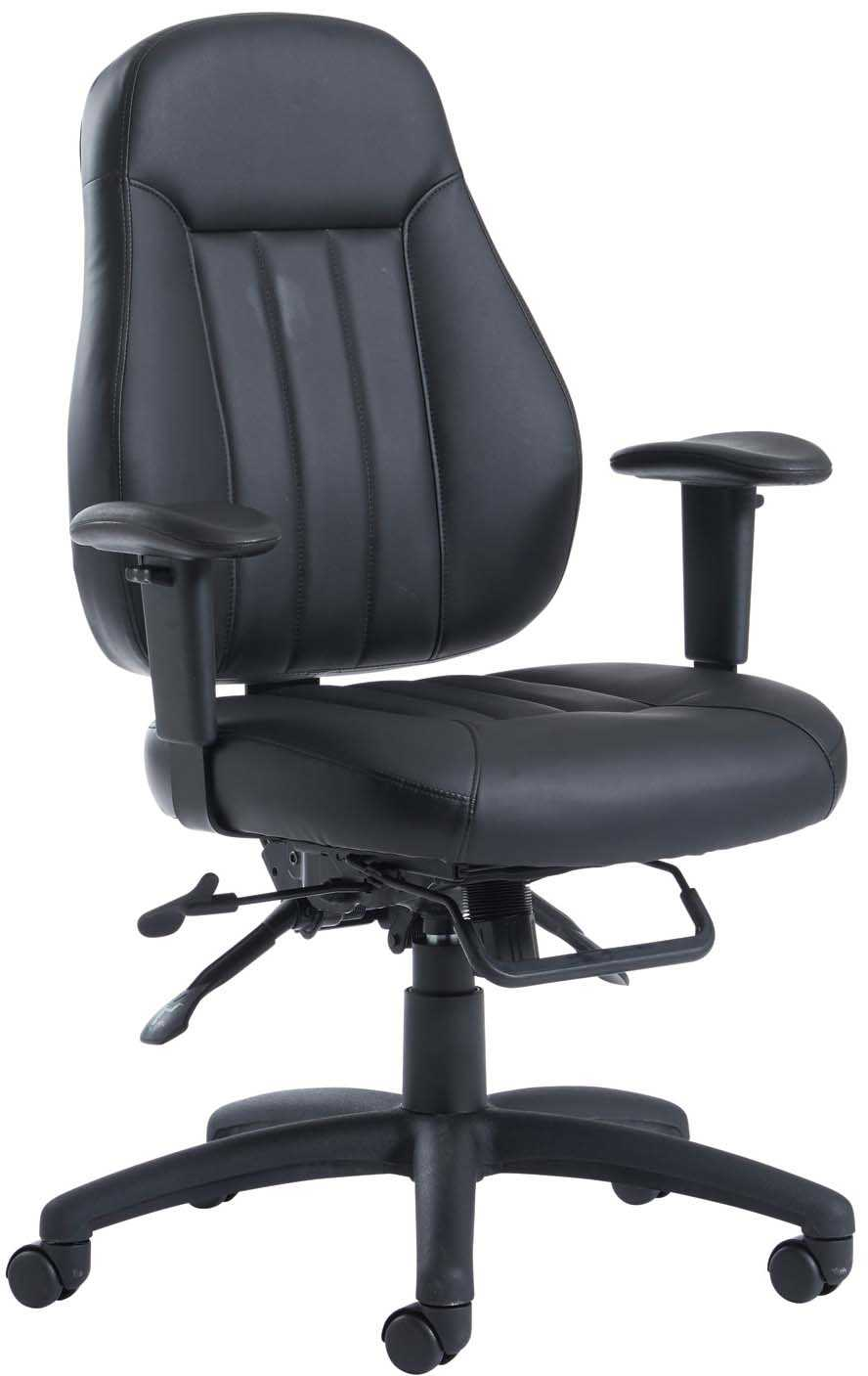 24 Hour Office Chairs Zeus Medium Back 24 Hour Use Task Chair