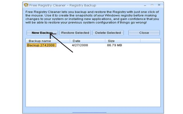 How to Use AML Free Registry Cleaner