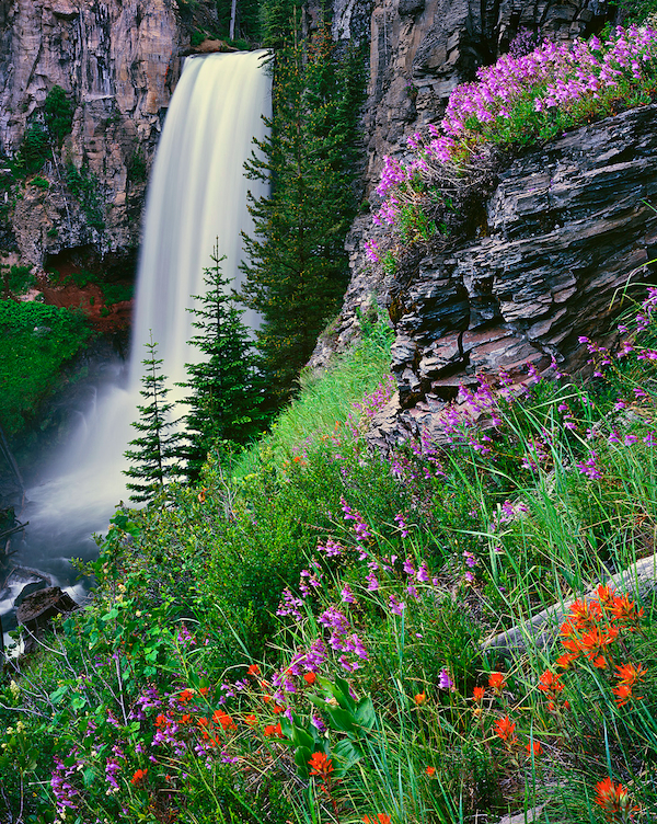New Three Sisters Image For Bend Oregons Spring Art Hop